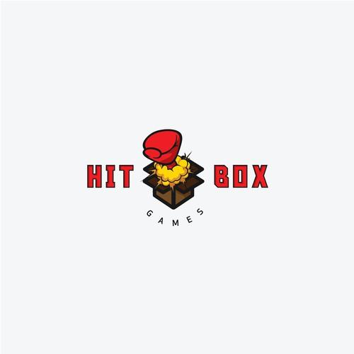 Hit Box Logo Entry
