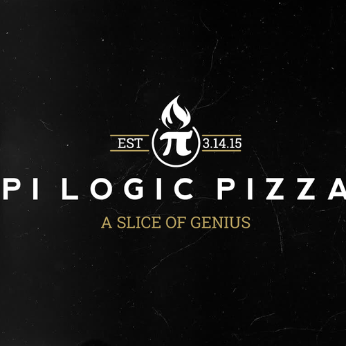 π  Pi Logic Pizza. A Slice of Genius.