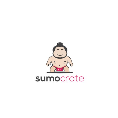 logo design concept for sumocrate