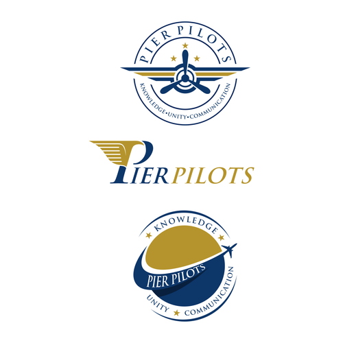 logo for PIER PILOT