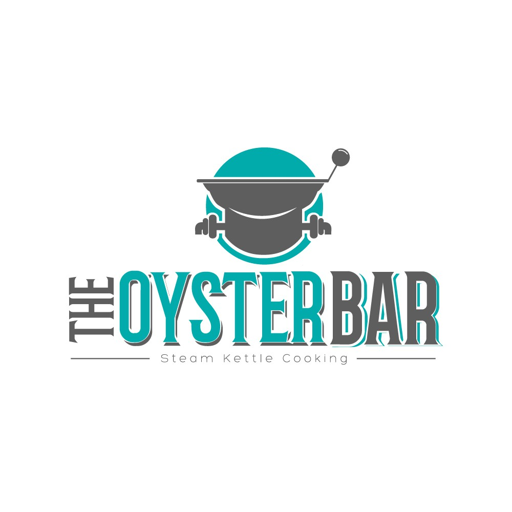 Create a vintage/timeless/classic/simple logo for The Oyster Bar