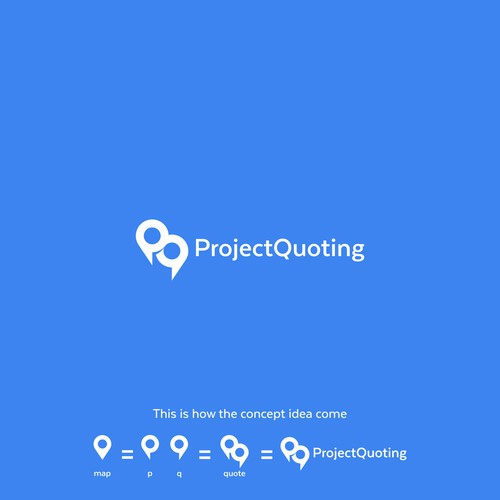 Logo for projectquoting.com