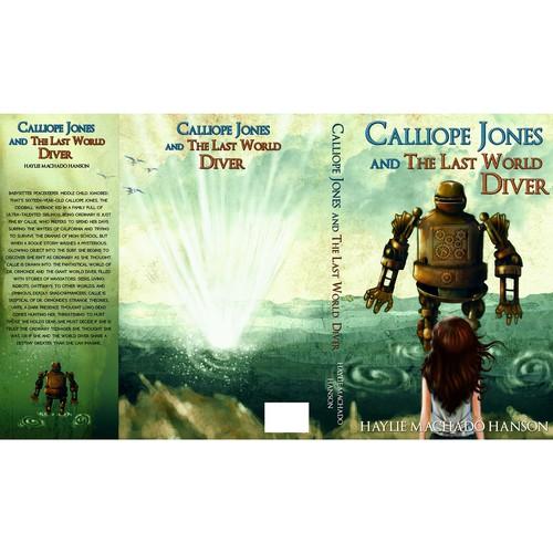 Calliope Jones and The last Diver
