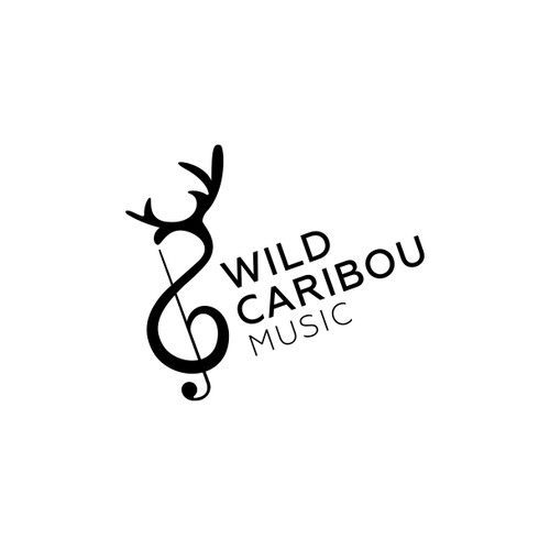 Wild Caribou Music Logo