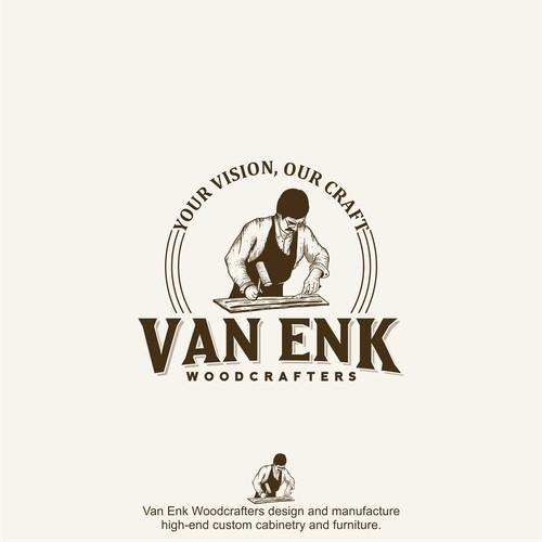 Logo for Van Enk