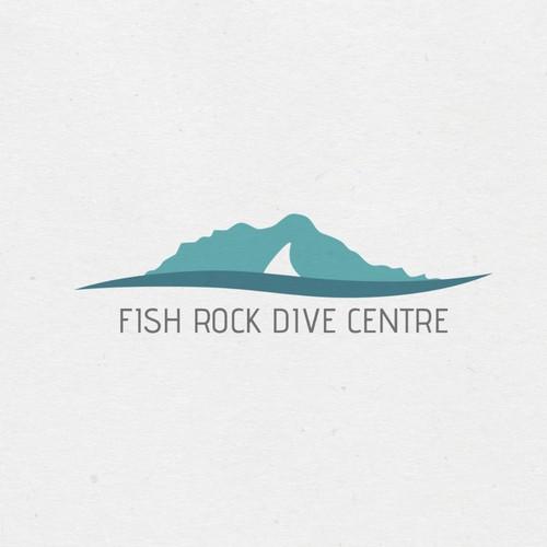 Fish Rock Dive Center logo
