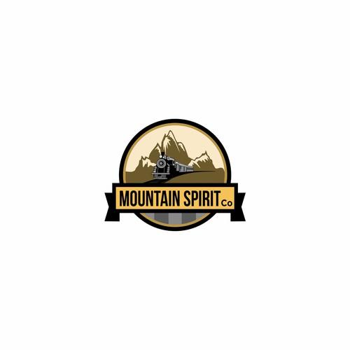 Logo for Mountain Spirit Co