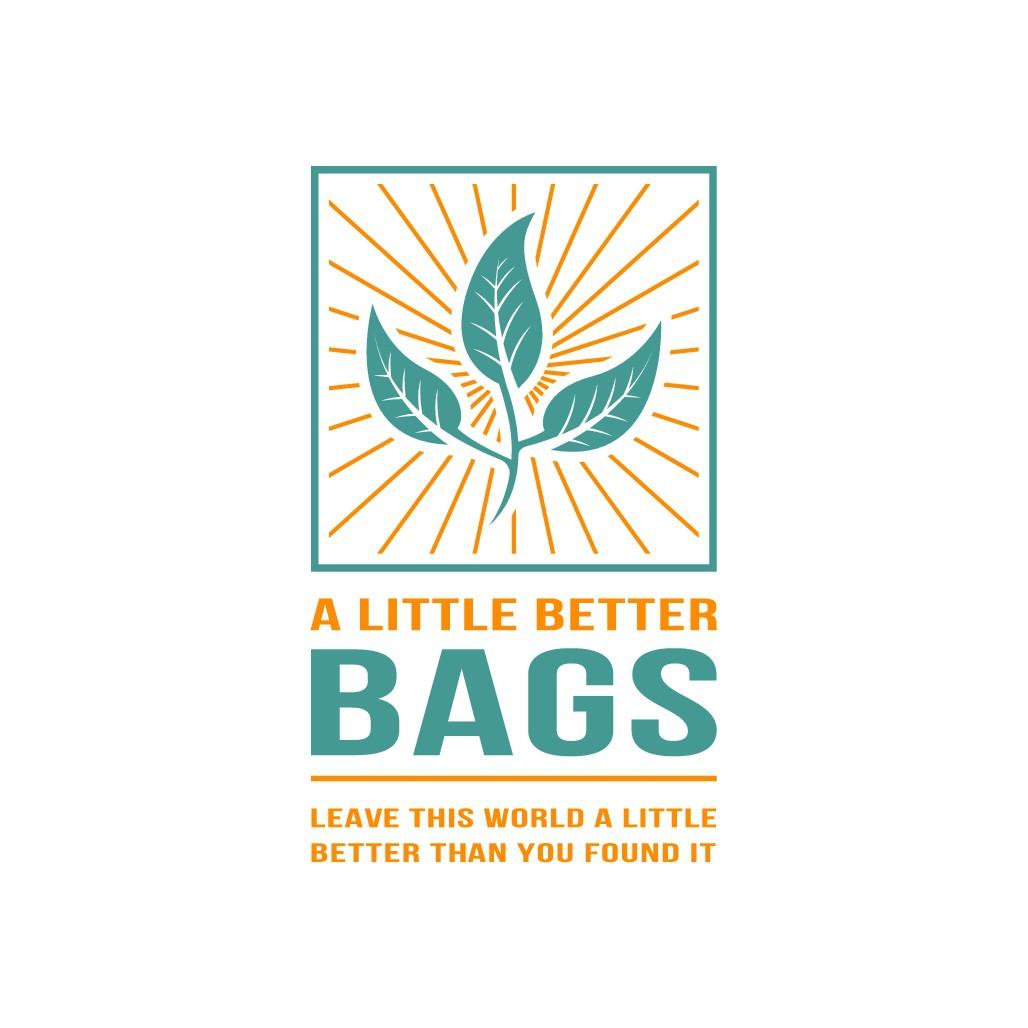 Create a logo for a new biodegradable zipper storage bag