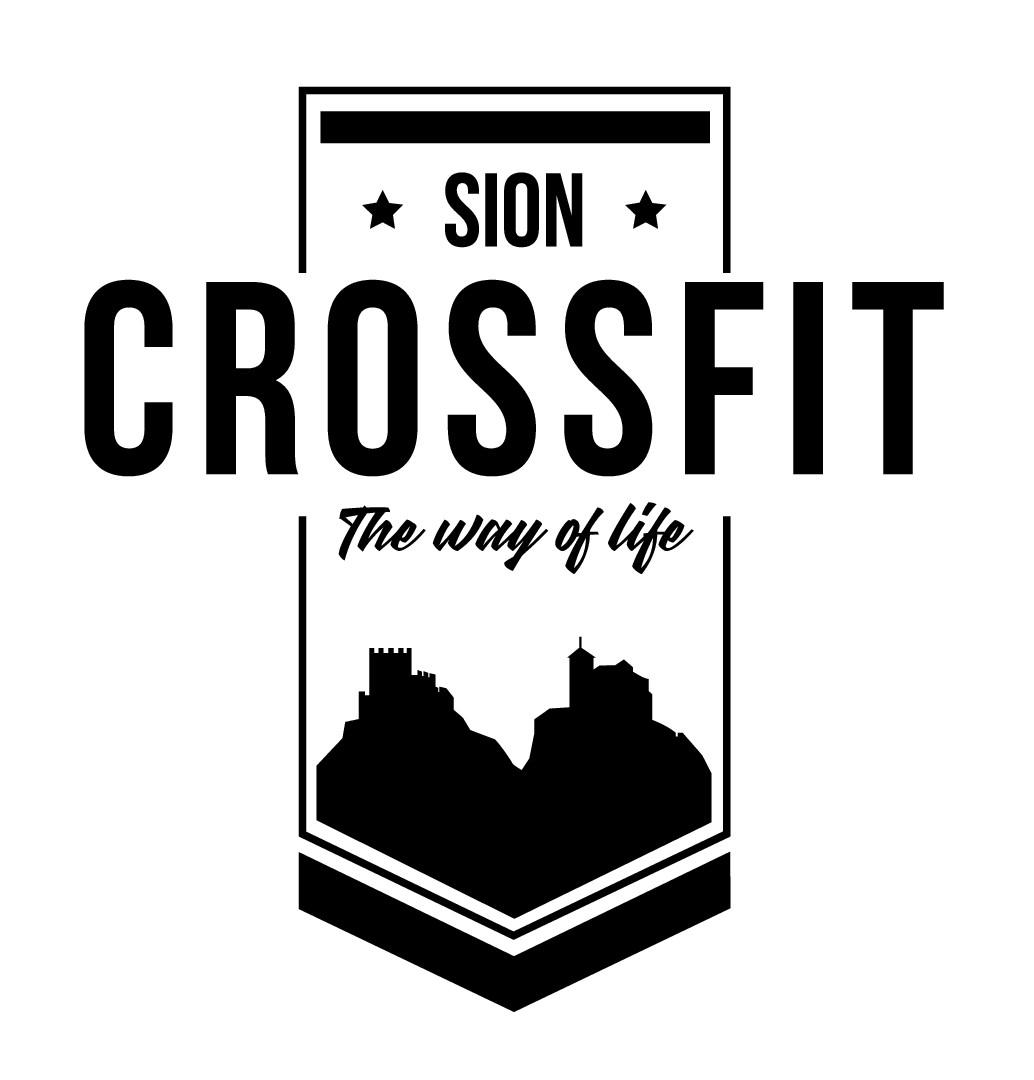 CrossFit - Logo simple et stylé