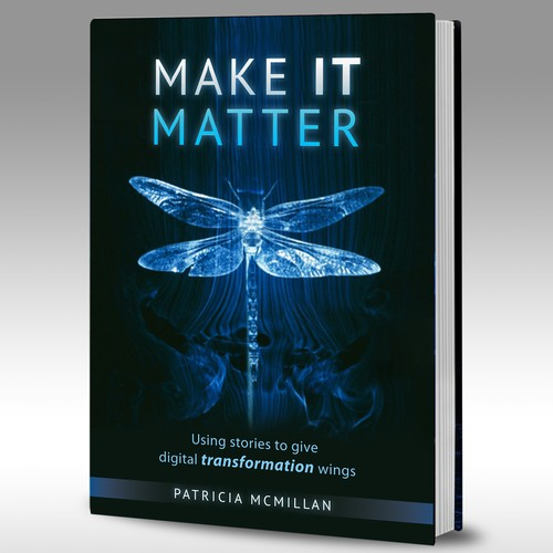 Book cover for Make it matter