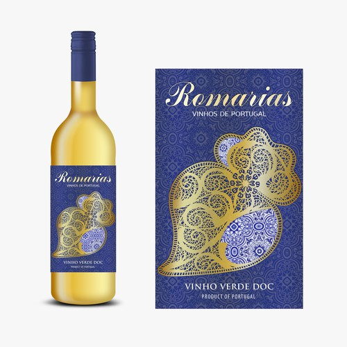 Coracao de Viana wine