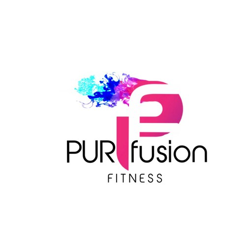Energetic, excitement creating, logo for fitness boutique