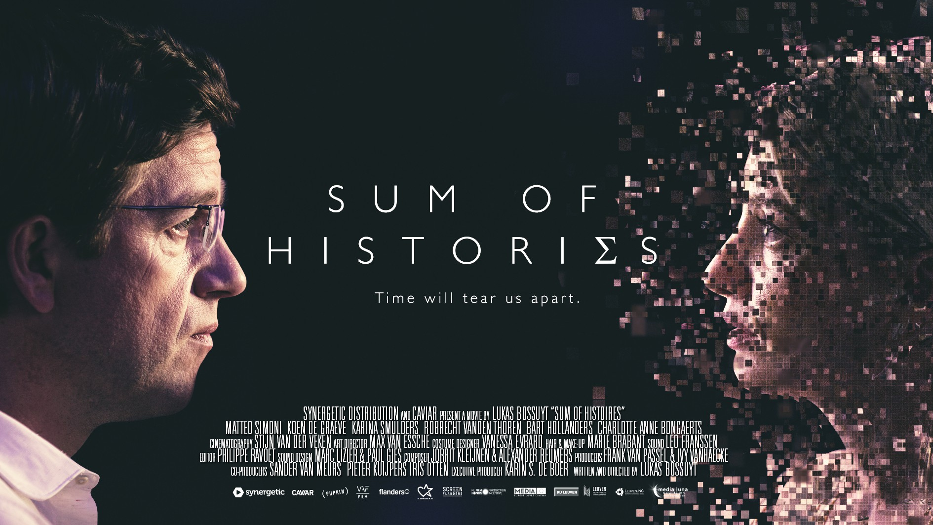 Sum of Histories THEATRICAL MOVIE POSTER