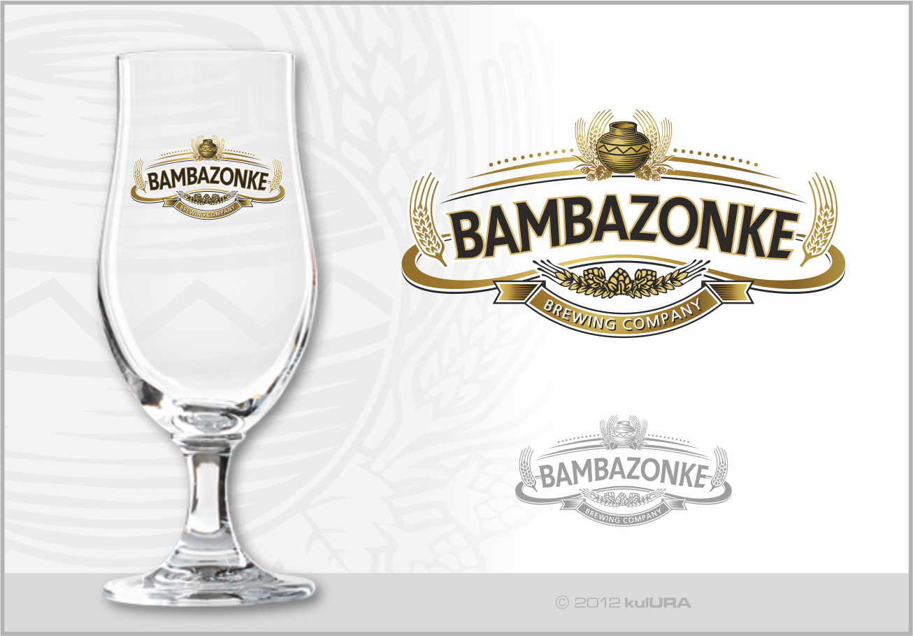 New logo wanted for The Bambazonke Brewing Company Pvt. Ltd