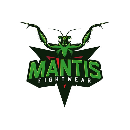 Logo Concept for a MMA Gears Manufacturers