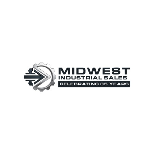 Midwest Industrial Sales Logo