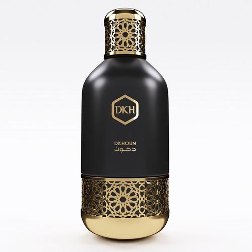 Luxury Perfume Bottle Design