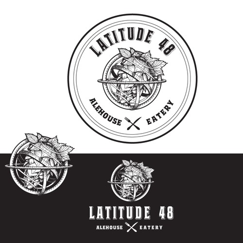 logo for Latitude 48