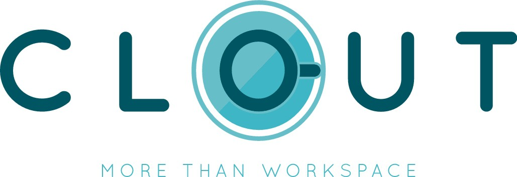 Creative new logo for collaborative workspace