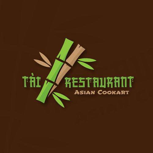 Design a logo for a local asian restaurant.