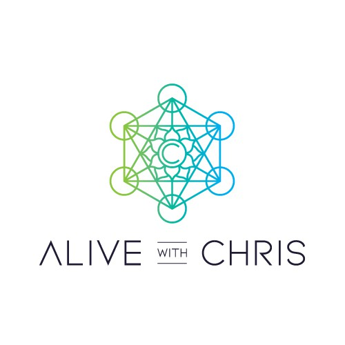 Alive with Chris Logo