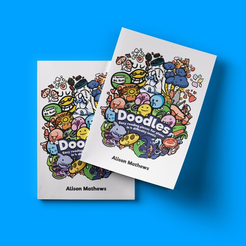 Doodles - Cover Design [Full Color]