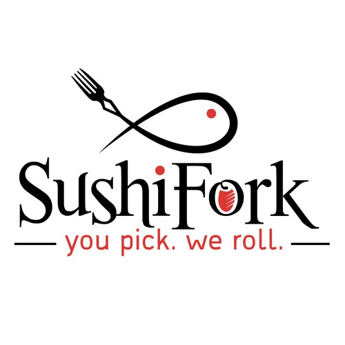 """I need your help to make our restaurant, """"Sushi Fork,"""" a household name!"""