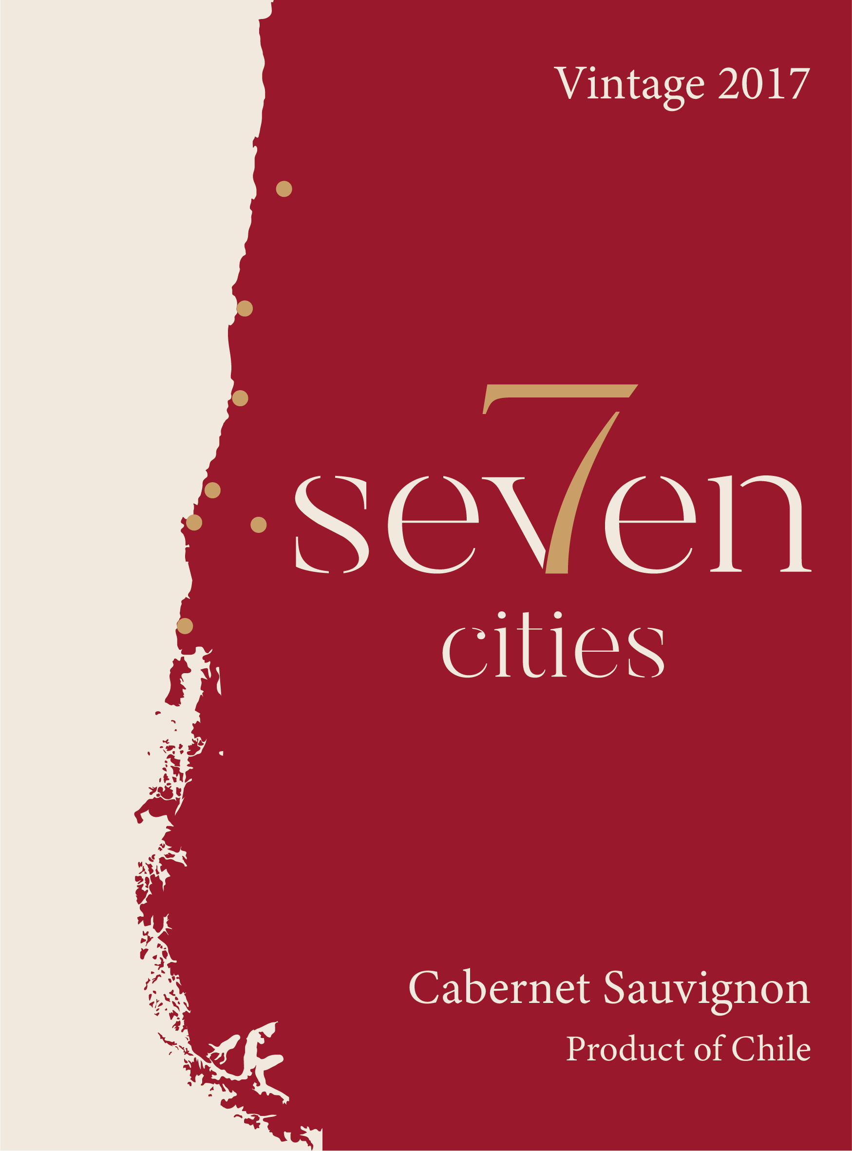 7 Cities Chilean Cabernet Sauvignon