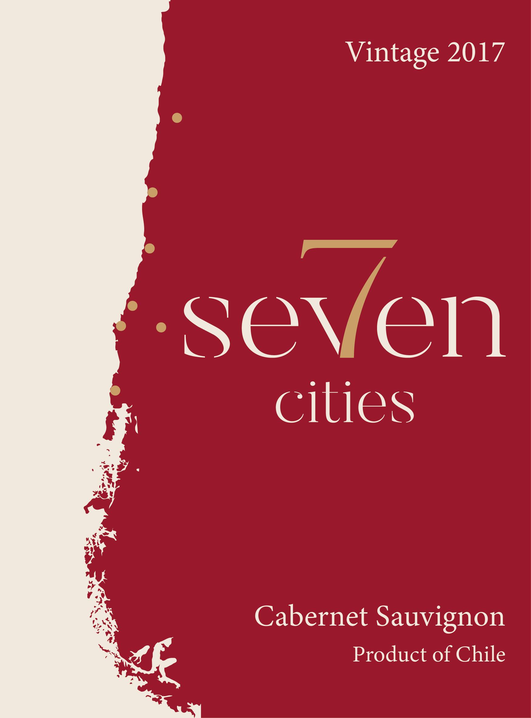 7 Cities Chilean Cabernet Sauvignon