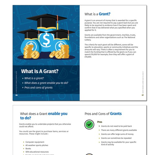 School Funding Brochure