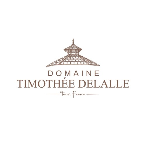 Logo for Domaine Timothée Delalle vineyard