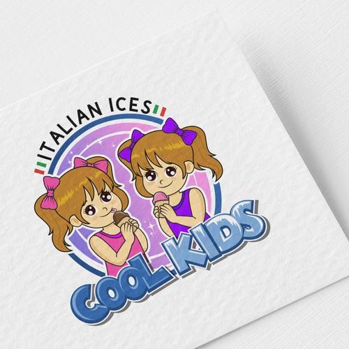 Cool Kids ice logo