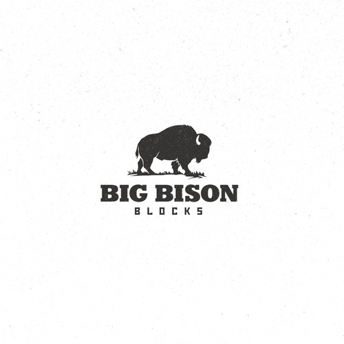 Big Bison Blocks