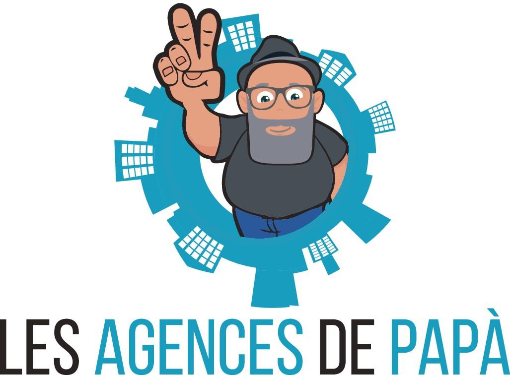 Créer le logo pour Les agences de papà