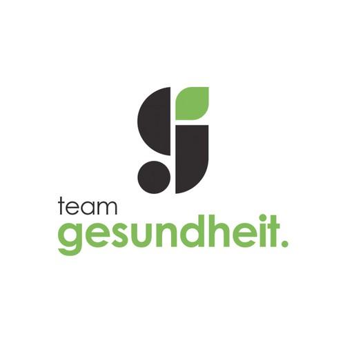 Team Gesundheit Logo