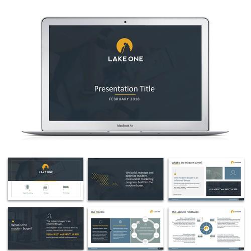 Design a Striking Presentation