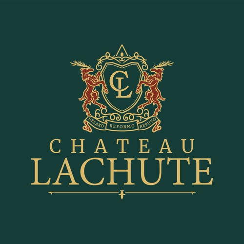 logo for Chateu Lachute