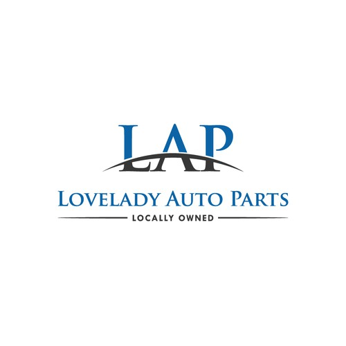 Help Lovelady Auto Parts with a new logo