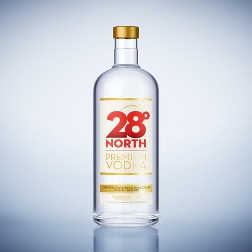 Ganador concurso Etiqueta Vodka Premium