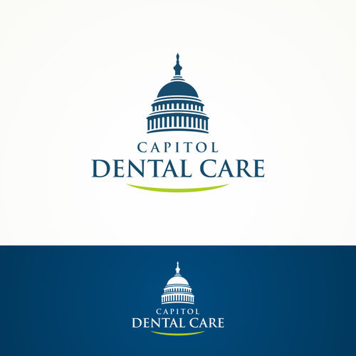 Create the next logo for Capitol Dental Care