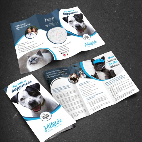 Scottsdale's Top Veterinary Hospital Brochure - Hillside Animal Hospital