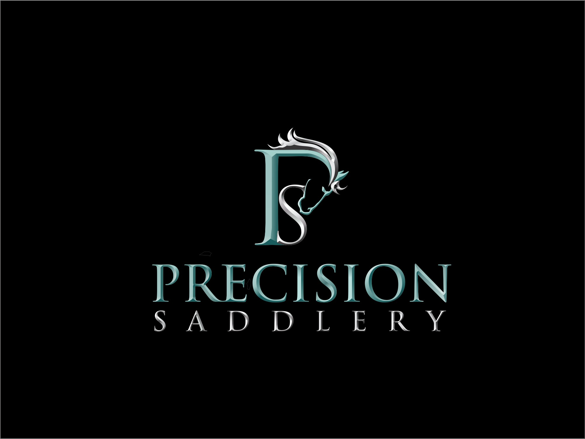 Equestrian Logo - Do you LOVE horses? This logo could be seen at the Olympics. Help!