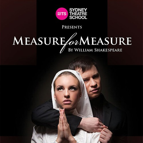 Measure for Measure Poster and Flyer