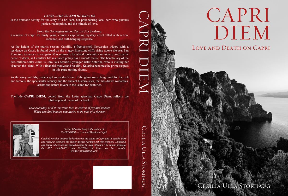 CAPRI DIEM Cover Design New Sep 29, 2019