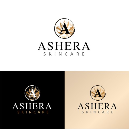 Logo for a beauty product