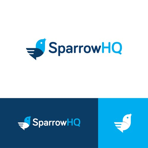 Sparrow HQ Logo