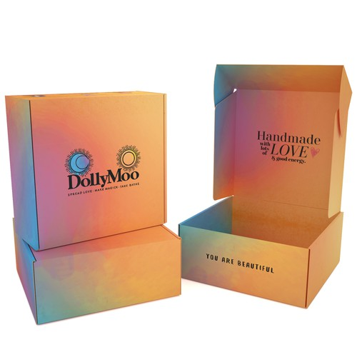 PRODUCT PACKAGING FOR DOLLYMOO