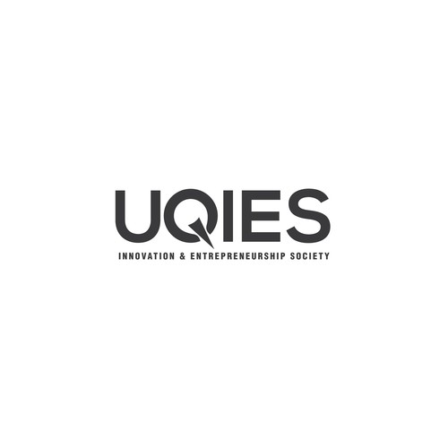 logo concept for uqies