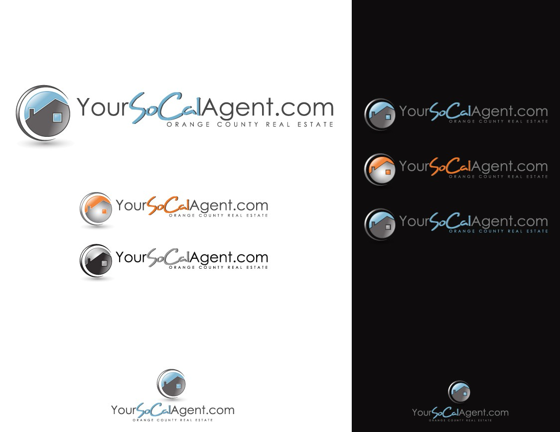 Create the next logo for YourSoCalAgent