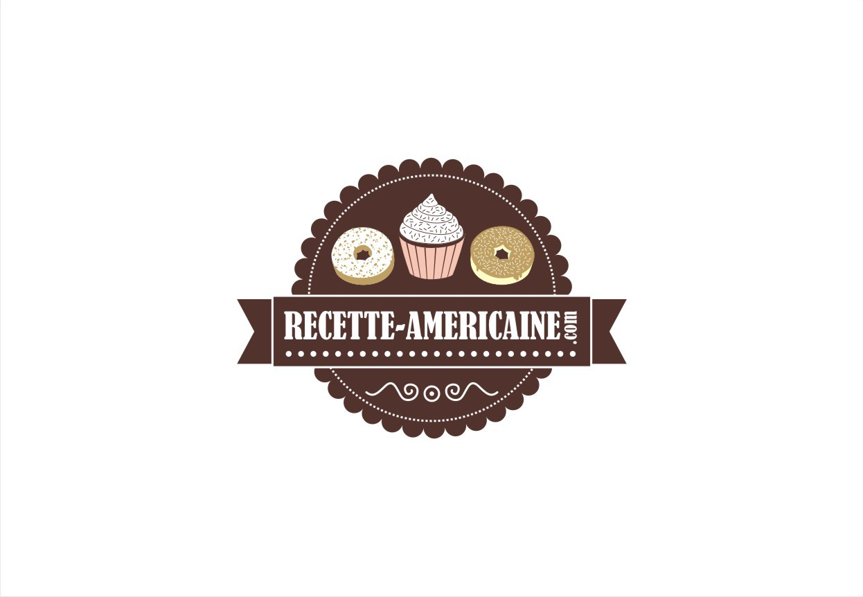 Help Recette-americaine.com with a new logo